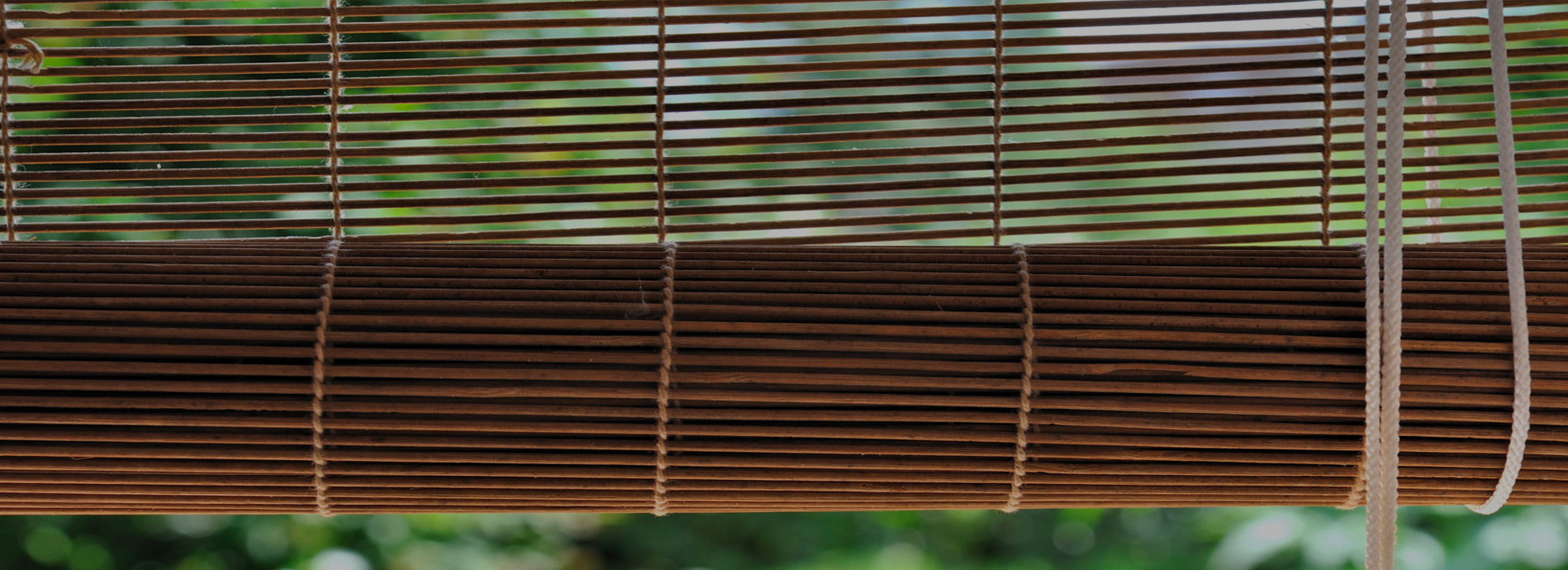 Wood Weave Blinds London
