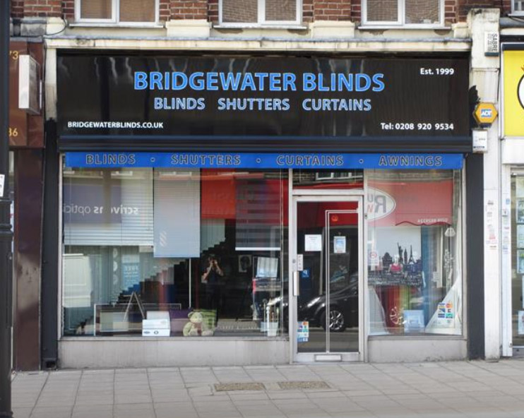 Bridgewater Showroom Southgate