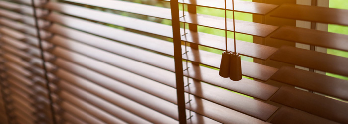 Commercial Wooden Blinds